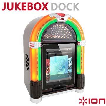 3999  ~Ion Audio ~JUKEBOX DOCK 復古揚聲機 品