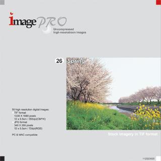 典匠圖庫imagePRO 26 Spring