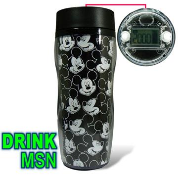 ~NHY DRINK MSN ~喝水提醒隨行杯米奇