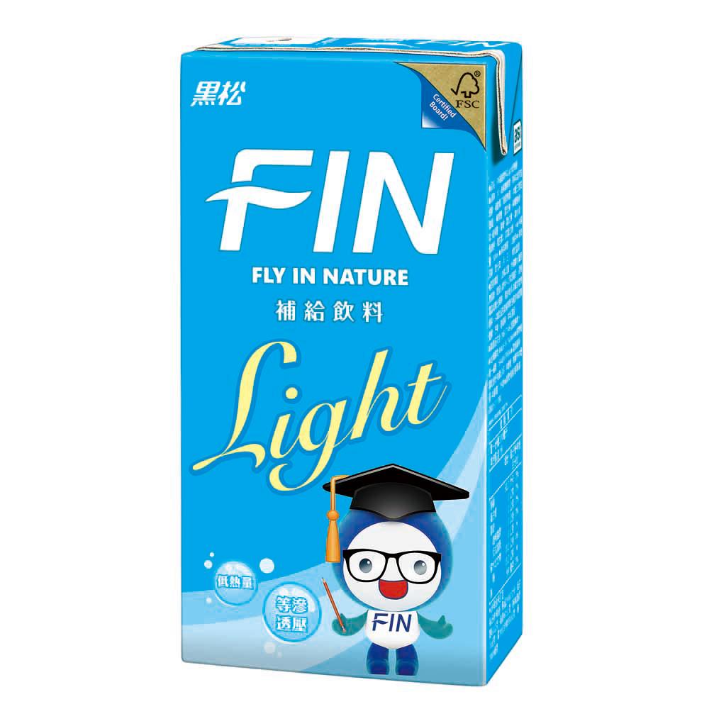 《FIN》健康補給飲料-Light低熱量300ml(24入/箱)