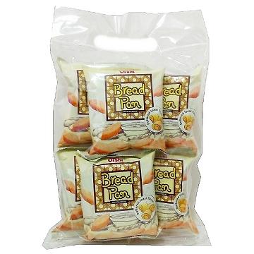 上好佳麵包脆餅奶油144g 6 小包
