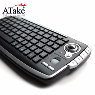 ATake Polar 2 4G 無線軌跡球鍵盤PTK 300