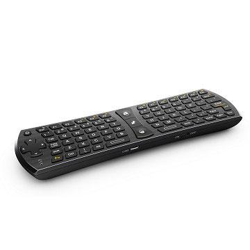 Rii mini i24 無線多媒體掌上型飛鼠鍵盤