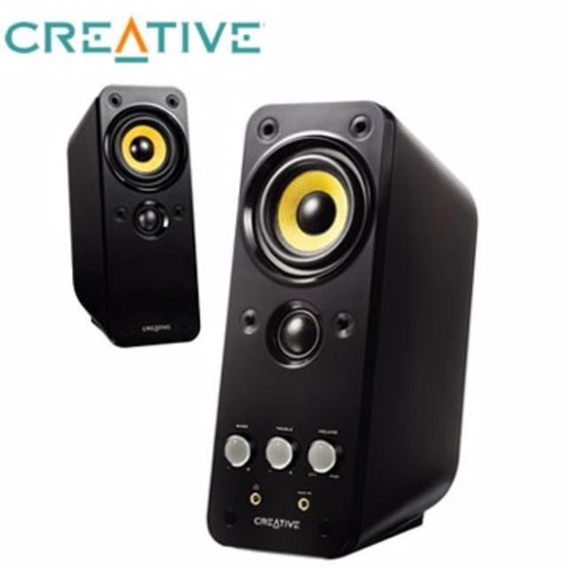 ★原價$3490↘活動限時降★CREATIVE GigaWorks T20II 兩件式喇叭