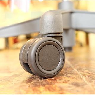 Aeron 2.0專用靜音輪(木質地板適用)
