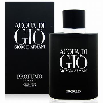 GIORGIO ARMANI亞曼尼 黑寄情水男性淡香水75ml