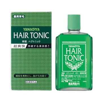 日本Yanagiya Hair Tonic養髮液240ml