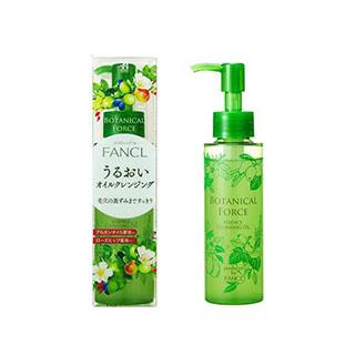 芳珂FANCL Botanical Force草本溫和卸妝油(95ml)