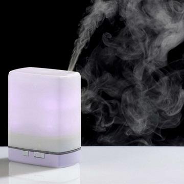 草本24_ 薰衣草紫二段式高頻水氧機加贈巴西橙精油10ml