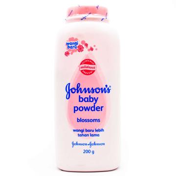 二件88 折▼ Johnson 's 嬰兒爽身粉花香200g