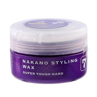 Nakano styling wax 骰子造型髮蠟 七號 90g