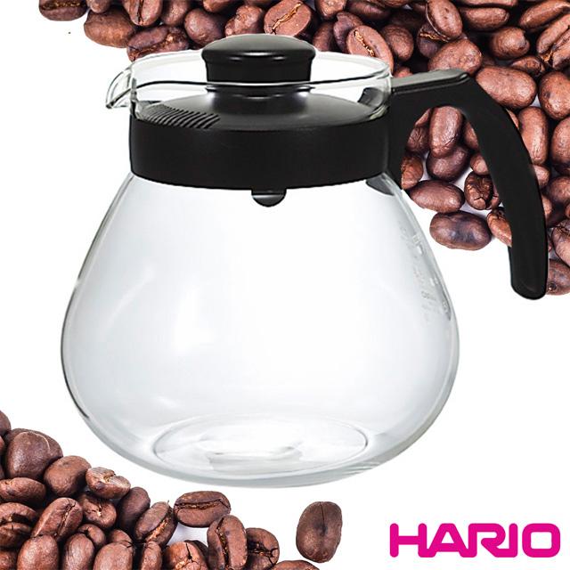 【HARIO】小球耐熱玻璃壺1000ml / TC-100B