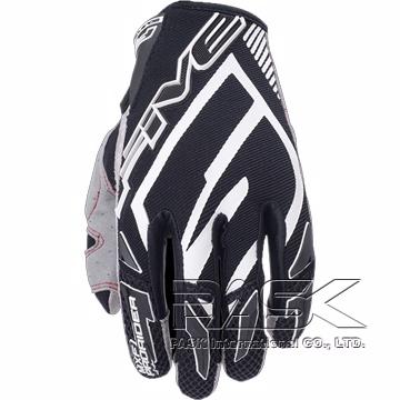 法國 單車全指手套Five advanced gloves MXF PRORIDER 黑色
