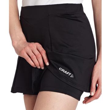 CRAFT Free Skirt 可拆式車褲/裙【女用】