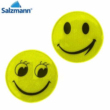 ★2 件75 折3M Scotchlite 【Salzmann 】3M 笑臉反光片4001