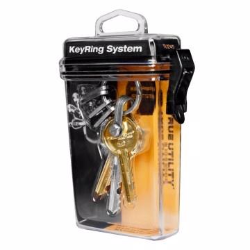 TRUE UTILITY KeyRing System 鑰匙圈扣環組