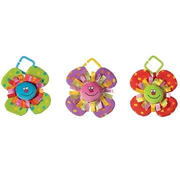 【Baby Joy 小玩童】Taf Toys Symphony Flowers 可愛花朵古