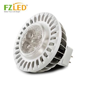 ~美國大廠CREE XP 等級晶片~FZLED 5W 高亮度LED MR16 暖白光投射燈