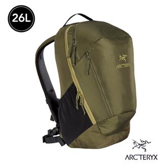 Arcteryx 始祖鳥 24系列 Mantis 26L 多功能背包 森林綠