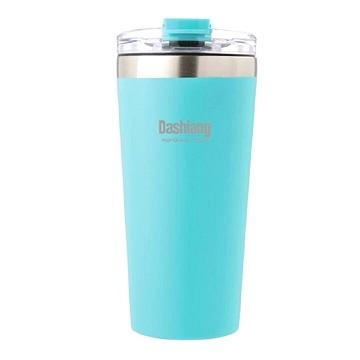 真空雙層汽車杯不鏽鋼保溫保冷杯隨行杯酷冰杯480ML