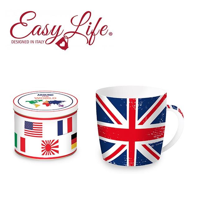【義大利Easy Life 】國旗馬克杯►英國