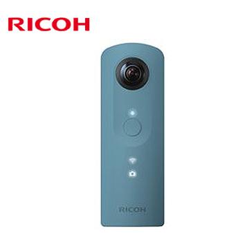 RICOH THETA SC 360°炫彩夜拍機(公司貨)-藍色
