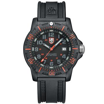 LUMINOX 雷明時任務系列腕錶紅44mm