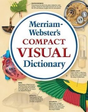 Merriam-Websters Compact Visual Dictionary(原文書)(精裝)
