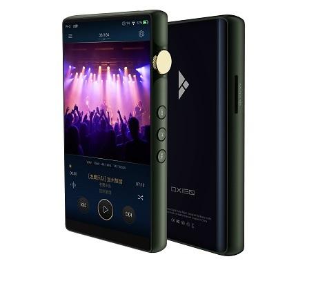 DX160 2020 VERSION iBasso Audio 音樂播放器(綠色)