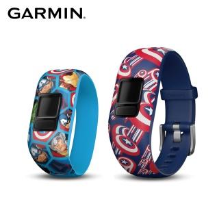 GARMIN vivofit jr. 2 復仇者聯盟系列腕帶