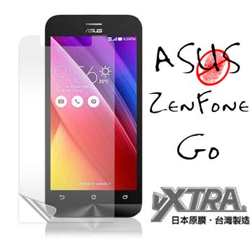 VXTRA 華碩ASUS ZenFone Go 5 吋ZC500TG 防眩光霧面耐磨保護貼