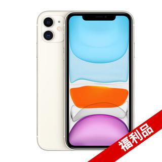Apple iPhone 11 (64G)-白色(福利品)