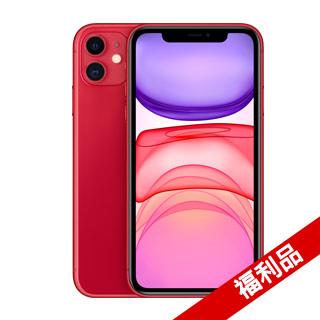 Apple iPhone 11 (64G)-紅色(福利品)