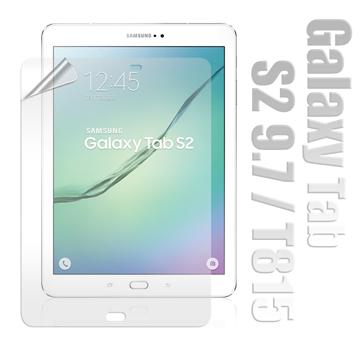 三星Samsung Galaxy Tab S2 9 7 T810 T815 高透光亮面耐磨保護貼