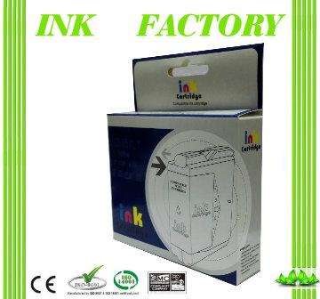 【INK FACTORY 】CANON PGI 725BK PGI 725B 黑色相容墨水