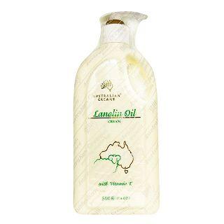 澳洲G&M 綿羊霜 Lanolin Cream 500g